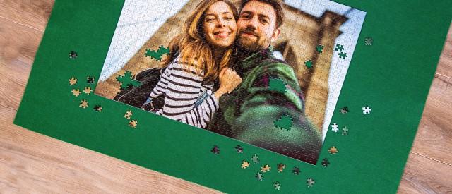 Puzzle-Matte für Ihr Fotopuzzle