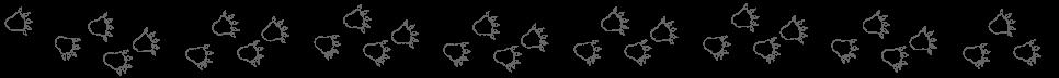 Grüffelo-Bordüre