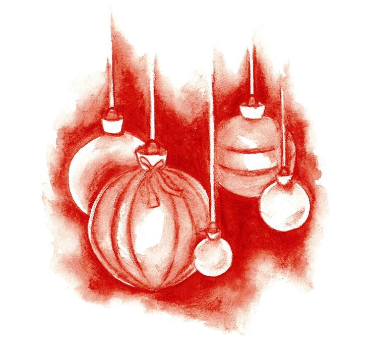 Weihnachtskarten für Geschäftskunden als Puzzle