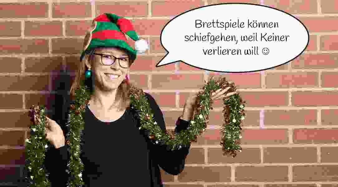 Fotopuzzle als Beschäftigung für den Weihnachtsabend