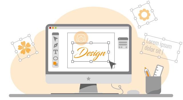 Infografik:Gestaltung des eigenen Designs