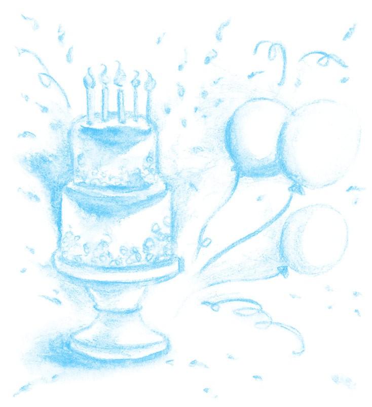 Geburtstagseinladungen als Puzzle gestalten