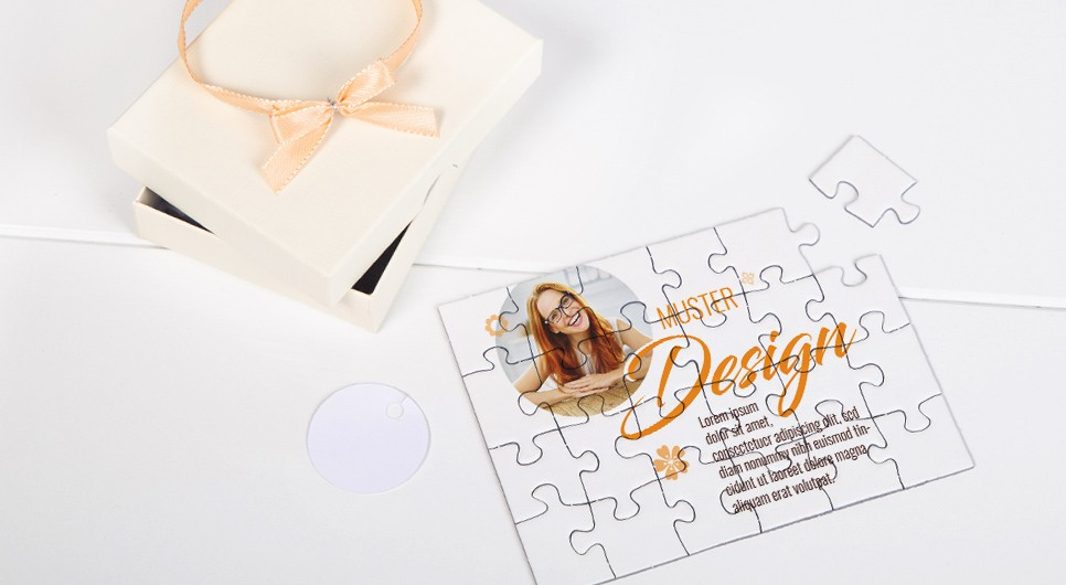 "Muster ""eigenes Design"""