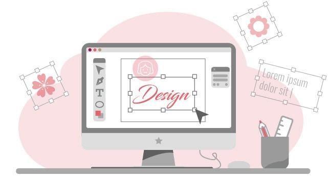 Eigenes Design Hochzeit