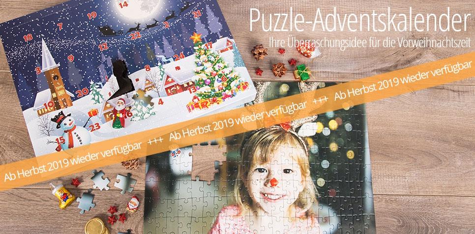 Puzzle Adventskalender