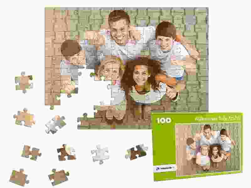 Puzzle für Mitarbeiter