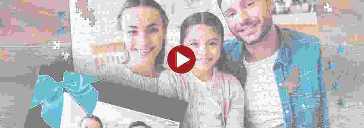 Fotopuzzle Bestellung im Video