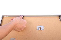 Anleitung Puzzle-Rahmen Schritt 5