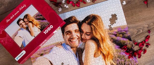 Valentinstagsgeschenk für Freundin oder Freund