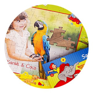 Kinderpuzzle für Kinder