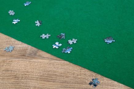 Puzzle-Matte für 500, 1000, 1500 und 2000 Teile