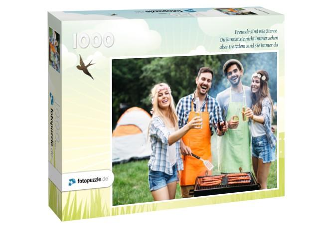 Fotopuzzle als Geschenk für den Freund oder Freundin