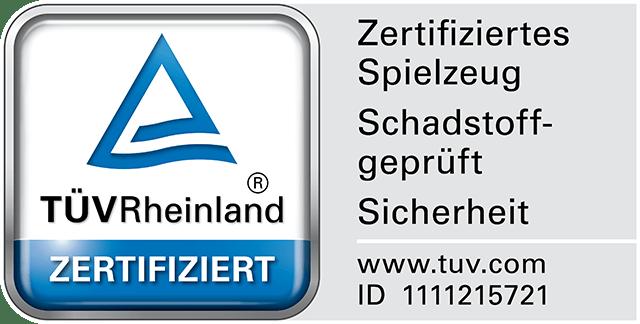 Tüv-Siegel Kinderpuzzles
