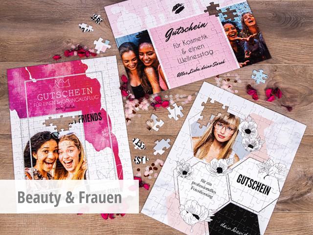 Gutschein Frauen & Beauty