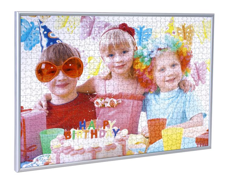 Puzzle-Rahmen
