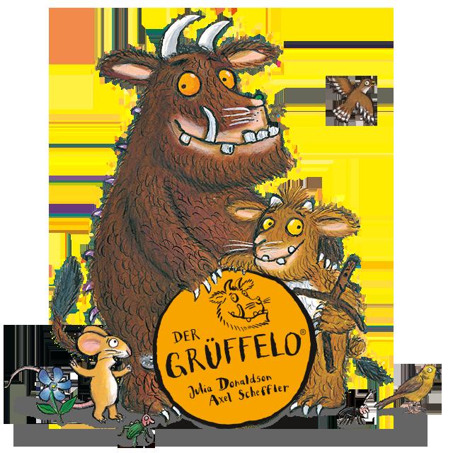 Grüffelo-Kinderpuzzle mit eigenen Fotos - personalisiertes Grüffelo Puzzle