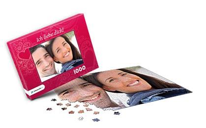 Geschenkidee Fotopuzzle