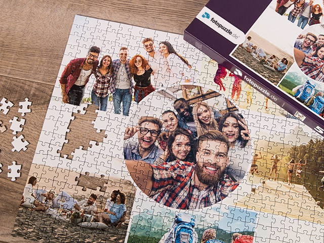 Fotopuzzle-Collage
