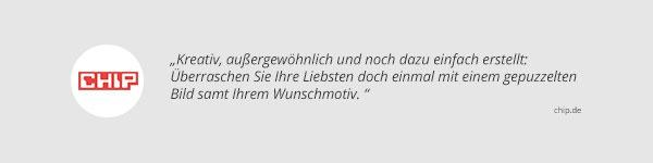Chip über fotopuzzle.de
