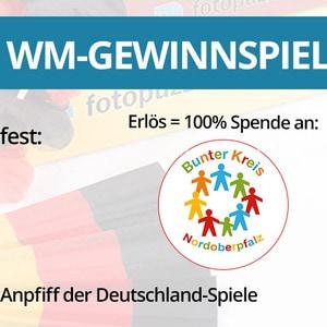 Sommer, Sonne und Puzzeln ohne Ende – das fotopuzzle.de-Gewinnspiel beim WM-Fanfest