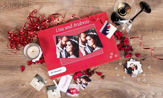 Themenwelt Valentinstag Unvergessliche Geschenke Selbst